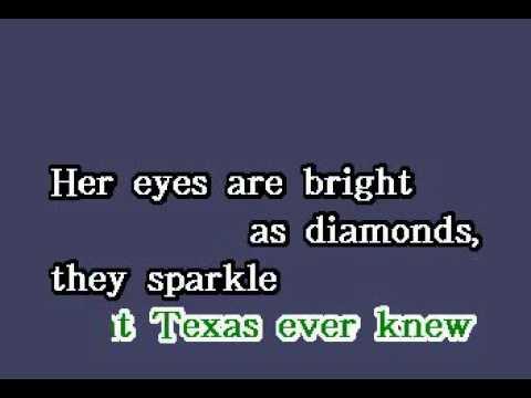 DK61 15   Yellow Rose Of Texas   Mitch Miller [karaoke]