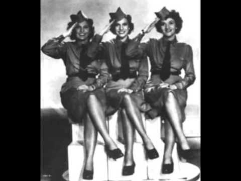 Joseph Joseph - Andrews Sisters