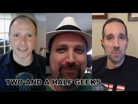 2.5 Geeks 1/18/18: Intel-AMD Hybrid Chip BENCHMARKS, CES 2018, KILLER Gaming Rigs, Coin Madness!