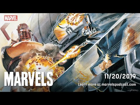 Marvels | Official Trailer | New Podcast From Marvel & Stitcher