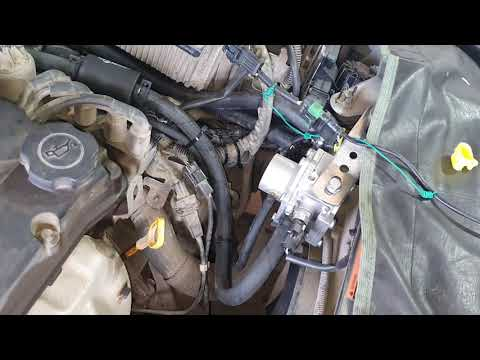 Установка BRC на Chevrolet Cruze 1.6 автомат