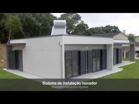 conmarfel casas modulares youtube