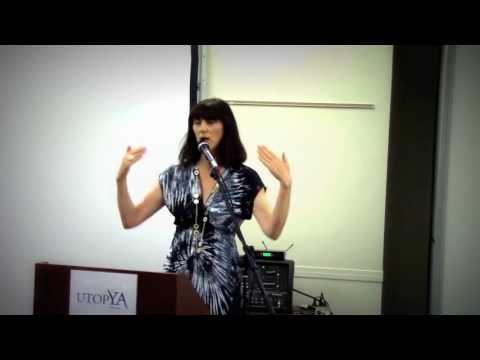 Create the Writing Career You Deserve: Jen Sincero keynote speech utopYA 2013