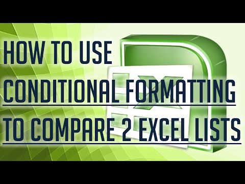 Vote No on : Compare Two Excel Lists to Spot the Differences