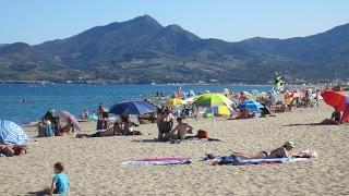 Camping Le Soleil in Argelès-sur-Mer (September 2016).