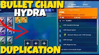 'NOUVEAU ' SEPTEMBER Duplication Glitch WEAPONS/MATERIALS Fortnite Save The World