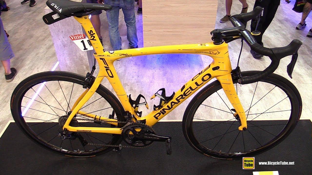 2017 Pinarello Dogma F10 Chris Froome Team Sky Bike ...