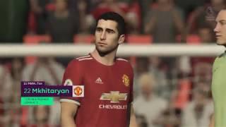 Карьера FIFA 18! Manchester United! #7 АРМЯНСКИЙ ГЕНИЙ!