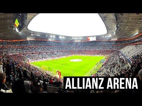 FC BAYERN MUNICH vs FC AUGSBURG MATCHDAY EXPERIENCE | GERMAN SOCCER 🇩🇪 ⚽ | VLOG