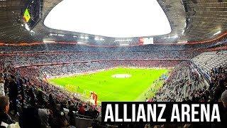 FC #BAYERNMUNICH vs FC AUGSBURG #MATCHDAY EXPERIENCE | GERMAN SOCCER 🇩🇪 ⚽ | VLOG