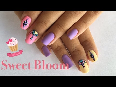 Sweet bloom дизайн