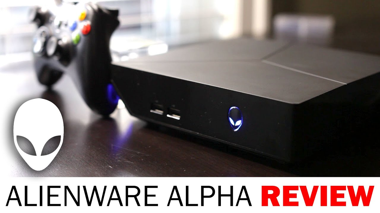 Alienware Alpha Full Review