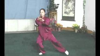 Tai Chi 42-Form, Part 0. -- Demonstration