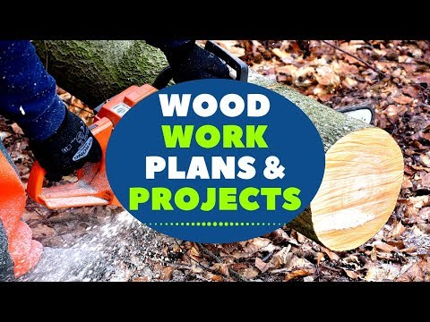 Woodwork Plans and Tasks | Woodworking Tasks That Promote Quick