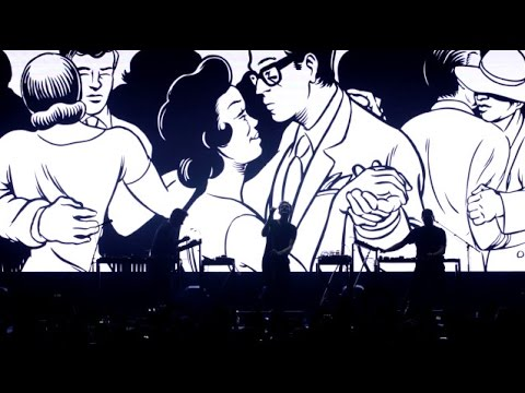 "Moderat - ""Bad Kingdom"" (Live)"