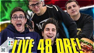 LIVE DI 48 ORE - DUE GIORNI IN DIRETTA CON I MATES!