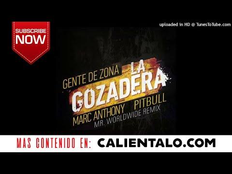 La Gozadera (Remix) - Gente De Zona ft. Marc Anthony & Pitbull (Prod. Iamchino)