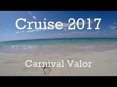 Carnival Cruise 2017 - Cozumel/Progreso