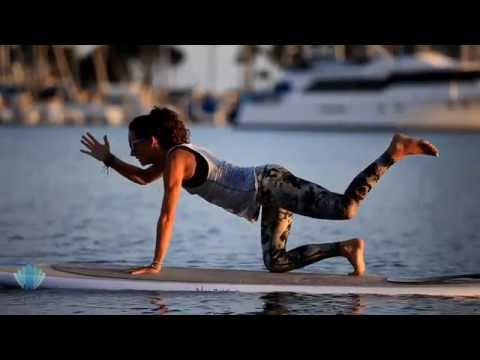 How to Anchor for Paddle Board Yoga (Sup Yoga)