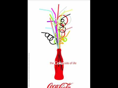 Always Coca-cola song! Full, best quality.