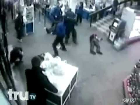 The Best Fight With Security Guards