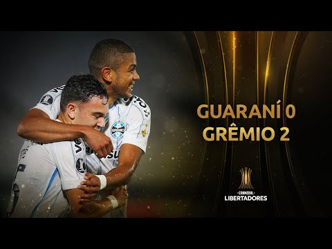 Guarani Gremio Goals And Highlights