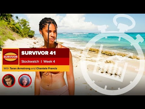 Download Survivor 41 Stockwatch Week 4   Chantele Francis
