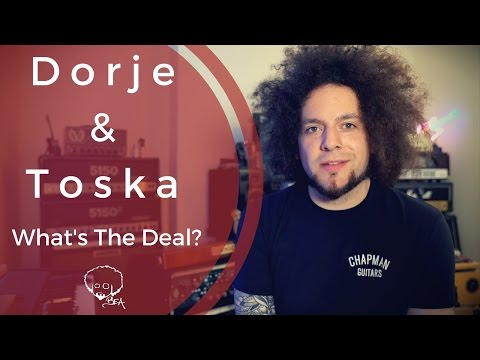 Dorje & Toska - What's The Deal?