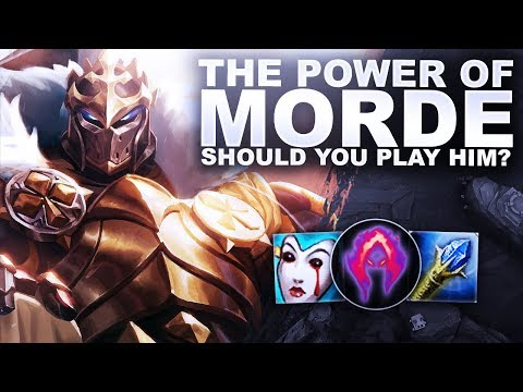 THE POWER OF MORDEKAISER, SHOULD YOU PLAY HIM? | League Of Legends