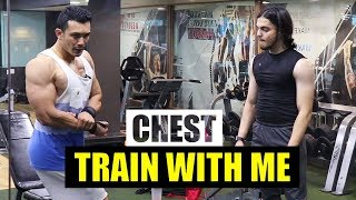 Free Personal Training Session  CHEST - Train with JEET SELAL