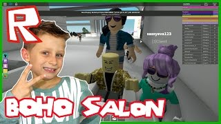 Roblox BOHO Salon / Bald Hair