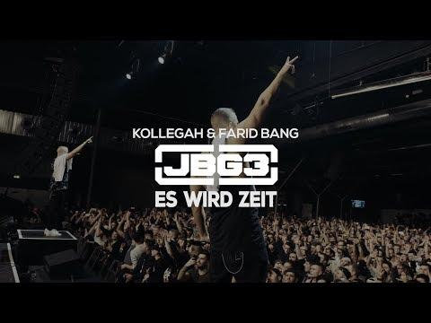 Kollegah & Farid Bang ✖️ ES WIRD ZEIT ✖️ [ official LIVE Video ]