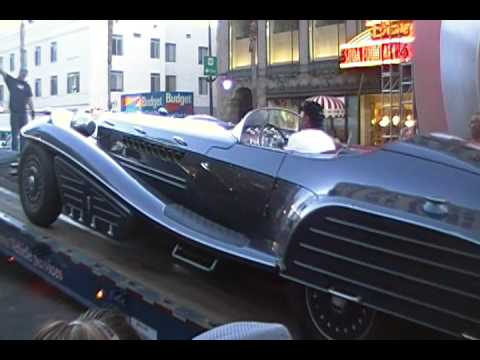 Picture car from movie at Captain America red carpet premiere 7.19 ...