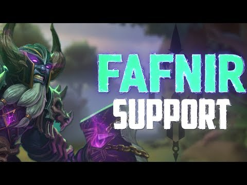 Fafnir Support: SPACESTATION GAMING TEAM SYNERGY! - Incon - Smite