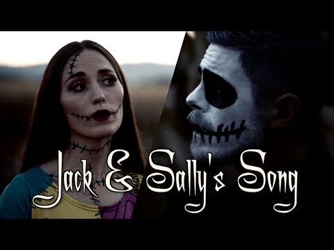 "Jack & Sally's Song from ""The Nightmare Before Christmas"" 