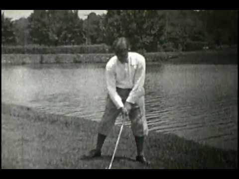 1927 Bobby Jones National Golf Champion Instructional Film No. 2