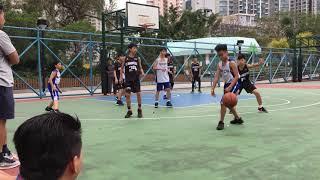 Publication Date: 2019-02-18 | Video Title: 20190217 樂然校際籃球邀請賽 馬錦明vs聖道迦南 P