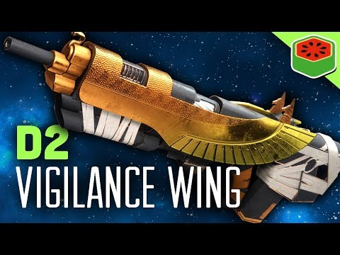 THE BEST PVP EXOTIC!? - VIGILANCE WING | Destiny 2 Gameplay
