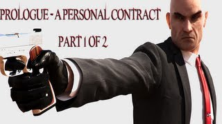 Hitman Absolution PC Gameplay and Walkthrough - Prologue - A Personal Contract (1 of 2) [1080P]