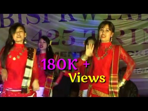 Tripura dance beautiful girls