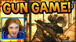Call of Duty: Ghost 'GUN GAME'! - LIVE w/ Ali-A! - 'LET'S GO!'