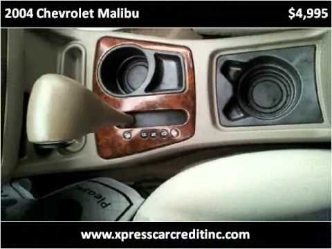 2004 Chevrolet Malibu Used Cars Chicago IL