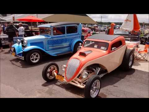 The Syracuse Nationals Classic car show 2017!!!!!!