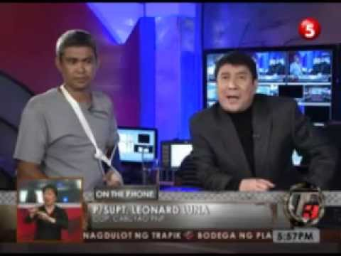 News5E | T3 MAY 27, 2013 | NAMBUGBOG, DI HINULI