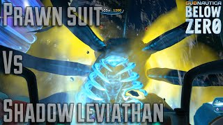 Subnautica below zero shadow leviathan