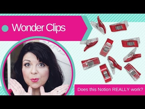 Wonder Clips - How to use Wonder Clips - Does this Notion REALLY Work? Wonder Clips by Clover