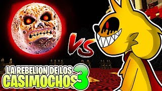 LA LUNA MALVADA vs MIKECRACK.EXE - LA REBELION DE LOS CASIMOCHOS #19 Video