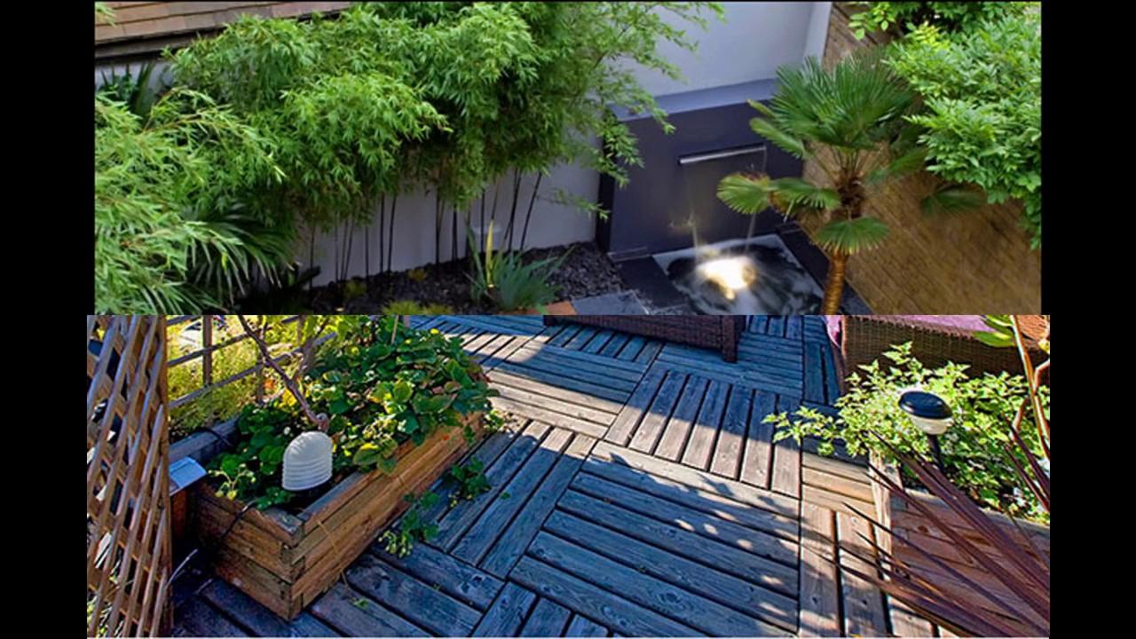 Ideas de dise o de jard n en la azotea youtube for Diseno de jardines en azoteas
