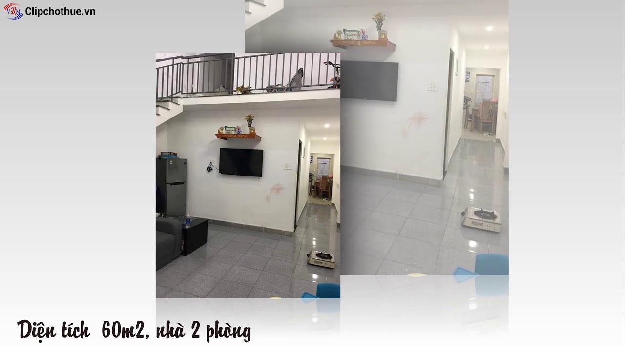 Cho thuê nhà giá rẻ Đà Nẵng, 2 phòng tiện nghi quận Sơn Trà