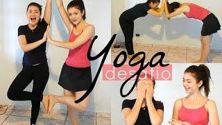 Desafio da yoga
